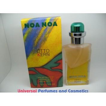 Noa Noa  by Otto Kern 75ML Eau De Toilette Spray rare and hard to find in Factory Box @59.99