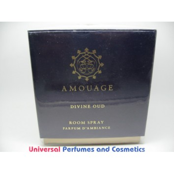 AMOAUGE DIVINE OUD ROOM SPRAY 100ML / 3.4OZ  PARFUM D'AMBIANCE ONLY $69.99 @UPAC
