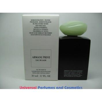 ARMANI PRIVE EAU DE JADE  EAU DE PARFUM 50ML TESTER IN FACTRY BOX $159.99