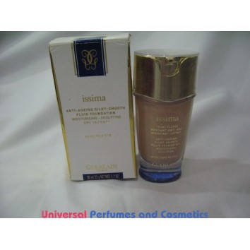 Guerlain Issima Anti Ageing Silky Smooth Fluid Foundation SPF 15 No 518 BEIGE PALE 30ML