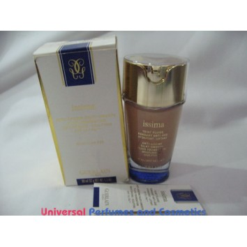 Guerlain Issima Anti Ageing Silky Smooth Fluid Foundation SPF 15 No 528 BEIGE CLAIR 30ML