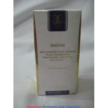 Guerlain Issima Anti Ageing Silky Smooth Fluid Foundation SPF 15 No 248 ROSE NATUREL 30ML