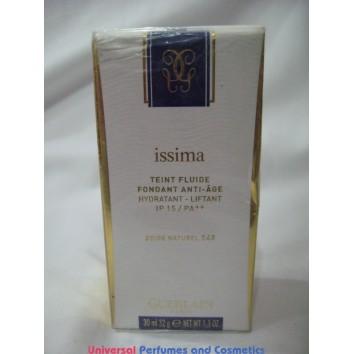Guerlain Issima Anti Ageing Silky Smooth Fluid Foundation SPF 15 No 548 BEIGE NATUREL 30ML