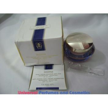 Guerlain Issima Teint Creme Douceur Anti Ageing Soft Creme Foundation SPF 12  No 567 BEIGE MOYEM 30ML