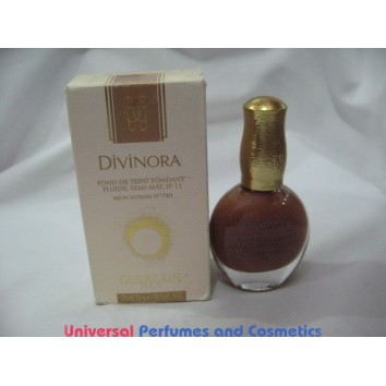 Divinora Silky Smooth Foundation SPF 12 - # 780 BRUN INTENSE  by Guerlain 25ml only $39.99 at UPAC