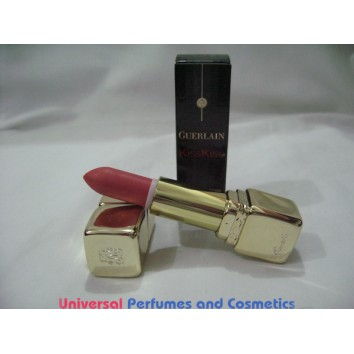GUERLAIN KissKiss Precious Colours Silky & Delicious # 559 CORAIL PASSION 3.5 G / .12 OZ $25.99