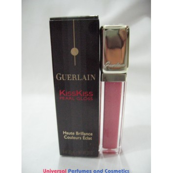 Guerlain KissKiss Gloss No # 867 PINK PEARL 6ML / 0.2 oz $17.99