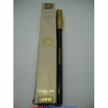 GUERLAIN DIVINORA EYE PENCIL #03 BRUN 1.2 G LOT OF 2 ONLY $23.99