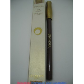 GUERLAIN DIVINORA EYE PENCIL #09 BRUN TAUPE 1.2 G LOT OF 2 ONLY $23.99