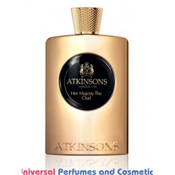 Atkinsons Her Majesty The Oud Atkinsons for Women Niche Perfume Oils (151695) Luzi