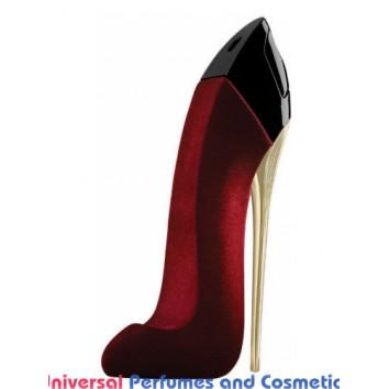 Good Girl Velvet Fatale Carolina Herrera for Women Concentrated Premium Perfume Oil (15472) Luzi
