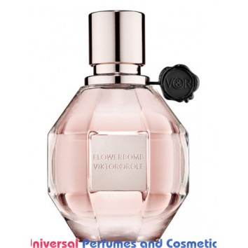 Flowerbomb Viktor&Rolf Women Concentrated Premium Perfume Oil (15548) Luzi