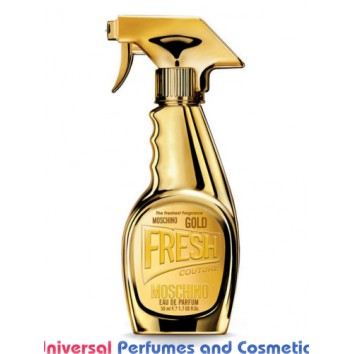 Gold Fresh Couture Moschino for Women Concentrated Premium Perfume Oil (15697) Luzi
