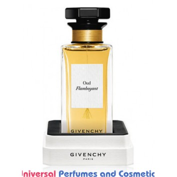 Our impression of Oud Flamboyant Givenchy Unisex Concentrated Premium Perfume Oil (5254) Luzi