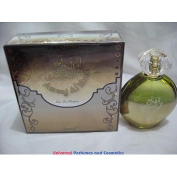 AMWAJ  AL MUSK  امواج المسك  BY SURRATI EAU DE PARFUM 100ML SPRAY NEW IN SEALED BOX ONLY $29.99