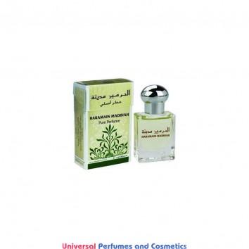 Madinah 15 ml Concentrated Oil By Al Haramain Perfumes