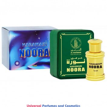 Noora 12 ml Concentrated Oil By Al Haramain Perfumes + Free Sample