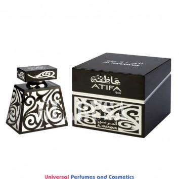 Atifa Noir 24 ml Concentrated Oil By Al Haramain Perfumes