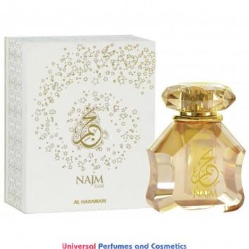 Najm Gold 18 ml Concentrated Oil By Al Haramain Perfumes