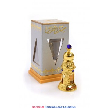 Musk Al Haramain 12 ml Concentrated Oil By Al Haramain Perfumes + Free Sample
