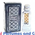 Friday 15 ml Concentrated Oil By Al Haramain Perfumes