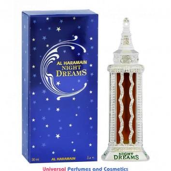 Night Dreams 30 ml Concentrated Oil By Al Haramain Perfumes