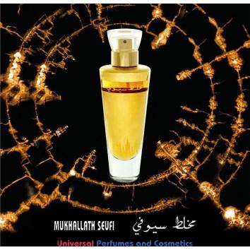 Mukhallath Seufi 50 ml Eau De Parfum By Al Haramain Perfumes