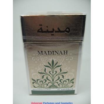 Madinah  مدينة by Al Haramain 15ml Spray ( Spicy,Sweet,Rose,Patchouli,Sandalwood,Musk) $19.99